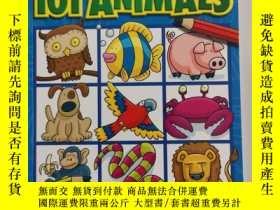 二手書博民逛書店How罕見to Draw 101 ANIMALSY201150 Dan Green Imagine That