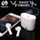 迷你藍芽耳麥充電組 BT900 藍芽耳機 雙耳 藍芽5.0 無線藍牙耳機 立體聲 附充電盒