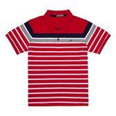 『小鱷魚童裝』條紋POLO衫(08號~18號)339108