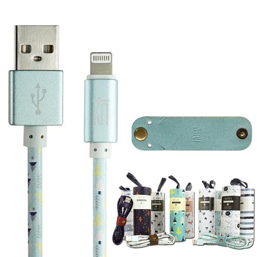 ☆正品有心 創意活潑設計 USB 充電線 傳輸線☆APPLE iPad Pro mini3 iPad6 Air2 鍍金接頭 贈牛皮捲線器