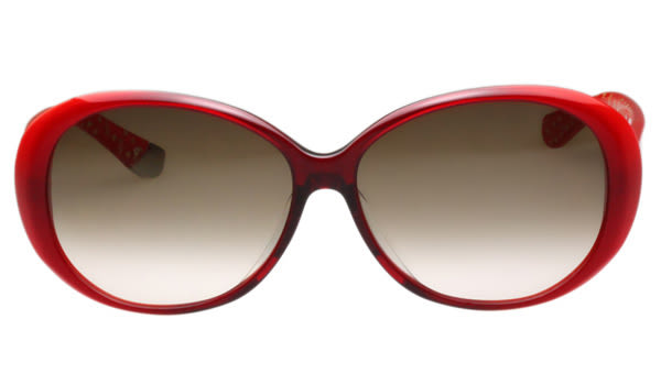 Juicy Couture -時尚太陽眼鏡(紅色)