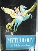 【書寶二手書T7/原文小說_AE5】Mythology_Edith Hamilton