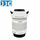 又敗家(白色)JJC佳能Canon副廠遮光罩EW-63C遮光罩適EF-S 18-55mm f/ 3.5-5.6 f/ 4-5.6 IS STM kit鏡700D 100D