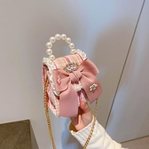 女童小包包兒童時尚潮流側背斜背包小女孩可愛卡通迷你手提包新款 韓國時尚 618