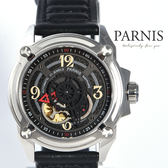 【完全計時】OUTLET手錶館│PARNIS 經典自動上鍊機械錶 PA3119 日本機芯 藍寶石玻璃