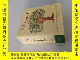 二手書博民逛書店1001罕見SYMBOLSY20182 1001 SYMBOLS