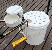 超忠釣魚桶活魚桶可坐 多功能eva加厚一體成型釣魚水桶釣桶釣魚桶 智聯igo