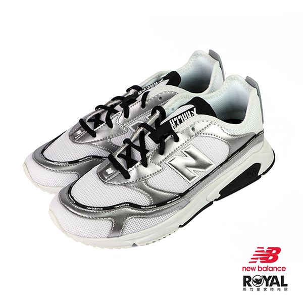 New Balance X-Racer 白色 皮質 網布 休閒運動鞋 女款 NO.I9956【新竹皇家 WSXRCHLC】