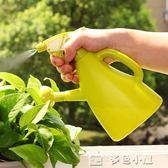 手壓式兩用噴壺園藝工具家用澆花壺小多肉噴霧器灑水壺「多色小屋」