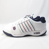 K-SWISS EADALL WP 休閒鞋 防潑水 公司貨 06781166 男款 白【iSport 愛運動】