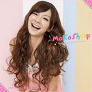 *MoKoShOp*髮箍型自然時尚長捲髮...