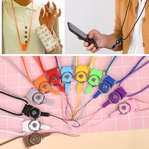 可拆式 手機 掛繩 掛脖 手機繩 旋轉 尼龍繩 指環扣 多功能 頸掛 掛脖繩 相機 鑰匙 證件掛繩  BOXOPEN