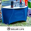 日本PATATTO 可攜式輕量薄型露營摺疊桌(大) 附收納袋.PATATTO桌 露營桌野餐桌 日本桌輕量桌