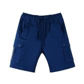 『小鱷魚童裝』立體口袋休閒短褲(08號~18號)533609