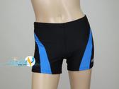*日光部屋* Nile (公司貨)/NSA-3109J-BKBU 男童四角泳褲
