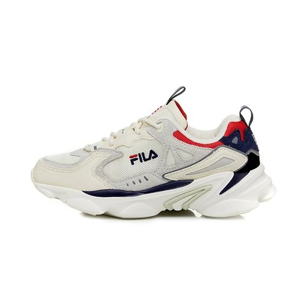 FILA Skipper 女款多色系休閒老爹鞋-NO.4J528U234