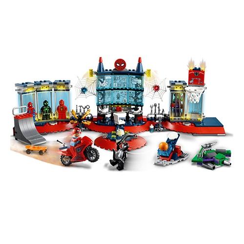 樂高積木 LEGO《 LT76175 》SUPER HEROES 超級英雄系列 - Attack on the Spider Lair / JOYBUS玩具百貨