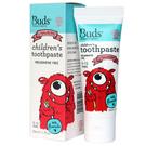 【佳兒園婦幼館】Buds 芽芽有機 兒童含氟牙膏-草莓50ml (3-12歲)