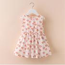 Baby童衣 新款兒童寶寶滿版印花公主裙...