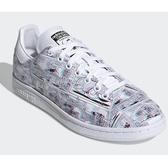 adidas 休閒鞋 Stan Smith 白 黑 女鞋 運動鞋 Mickey Mouse 米老鼠 【PUMP306】 FW2911
