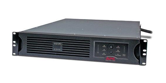 艾比希 APC Smart UPS 3000VA USB & Serial RM 2U 120V 在線互動式不斷電系統 (SUA3000RM2U)