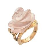 Dior 迪奧 Rose Dior Pré Catelan Ring 18k玫瑰金戒指 JROC95005 #53 【BRAND OFF】