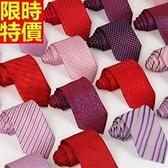 領帶 男士配件(任兩條)-箭頭型喜慶禮宴結婚手打領帶29色69d5【巴黎精品】