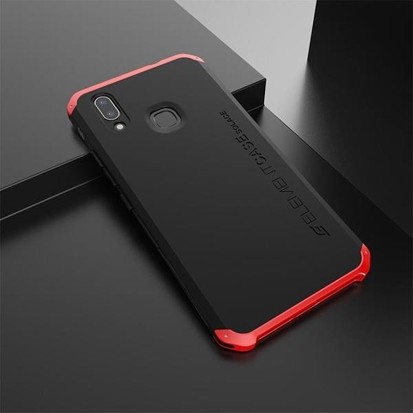 VIVO X9 X9i X9s X9s Plus 金屬手機殼 SOLACE TPU 金屬邊框 個性創意保護套