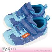 【嬰之房】Combi 康貝 時尚紐約幼兒機能鞋(謎幻藍)