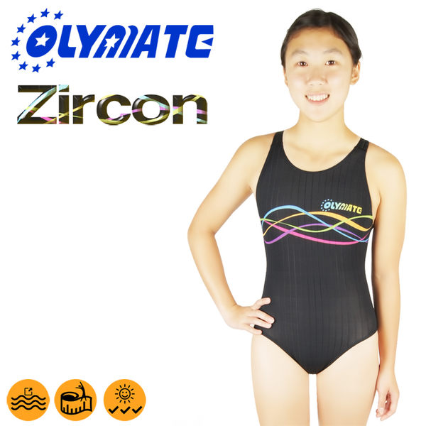 OLYMATE Zircon 專業競技版女性泳裝
