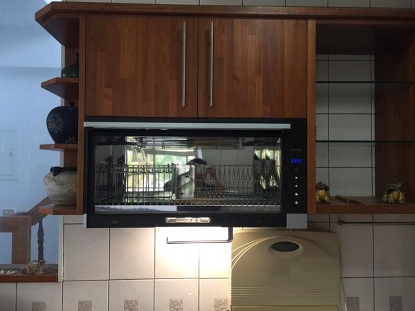 櫻花牌 懸掛式Q7583殺菌烘碗機(80/90公分)