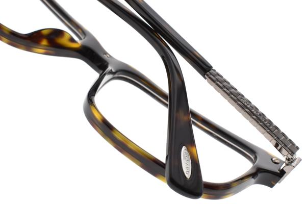 CHOPARD 光學眼鏡 CP195 0722 (琥珀棕-槍) 百搭簡約款 # 金橘眼鏡
