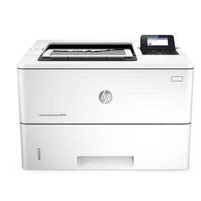 HP LaserJet Enterprise M506dn 黑白雷射印表機