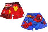 【卡漫城】 復仇者聯盟 居家 短褲 二款可選 ㊣版 鋼鐵人 蜘蛛人 純棉 四角褲 平口褲 睡褲 Avengers