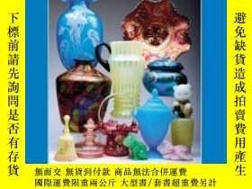 二手書博民逛書店Fenton罕見Art Glass-芬頓藝術玻璃Y436638 Debbie Coe; Randy... Sc
