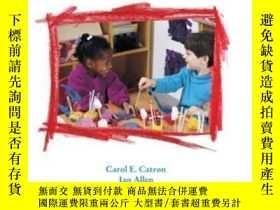 二手書博民逛書店Early罕見Childhood Curriculum: A Creative Play Model (4th E