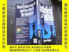 二手書博民逛書店Battlefield罕見of the Mind: Winnin