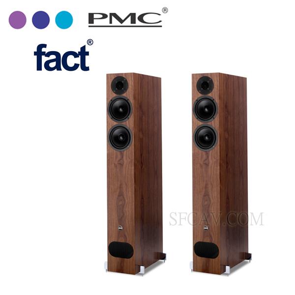 【勝豐群竹北音響】PMC fact.8 二音路三單體落地型喇叭  極致純粹.典雅之作