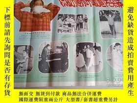 二手書博民逛書店罕見宣傳畫--積極預防呼吸道傳染病Y139224 襄樊市衛生防疫站