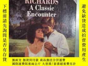 二手書博民逛書店A罕見Classic encounter 英文原版口袋書Y109