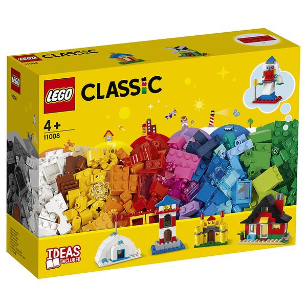 樂高積木 LEGO《 LT11008 》Classic 經典基本顆粒系列 - Bricks and Houses / JOYBUS玩具百貨