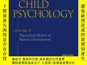 二手書博民逛書店Handbook罕見Of Child PsychologyY256260 Damon, William (ed