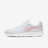 Nike W Tanjun [812655-109] 女鞋 運動 休閒 慢跑 路跑 輕量 緩衝 透氣 舒適 穿搭 白粉