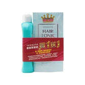 Yanagiya 日本柳屋 養髮組合(髮根營養液240ml+控油洗髮精170ml)【小三美日】
