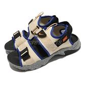 【海外限定】Nike 涼鞋 Canyon Sandal 米白 藍 黑 橘 戶外運動 男鞋 女鞋 涼拖鞋 【ACS】 CI8797-202
