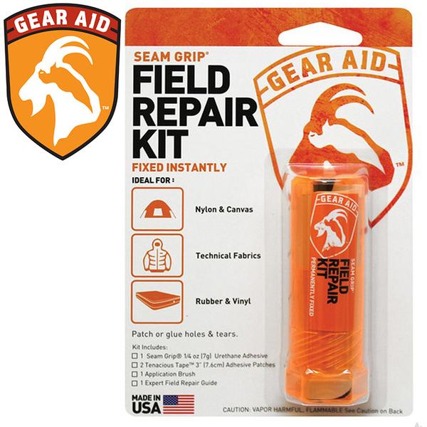Gear Aid | McNett 10591 Field Repair Kit Seam Grip 戶外修補包/膠帶狀透明補丁/緊急修補包