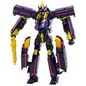 日本 DXS08 暗黑號 TP10786 新幹線變形機器人 鐡道王國 PLARAIL TAKARA TOMY