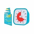 Time Timer MOD 計時器 Sprint Edition (衝刺版) 60分鐘 天藍色 [2美國直購]