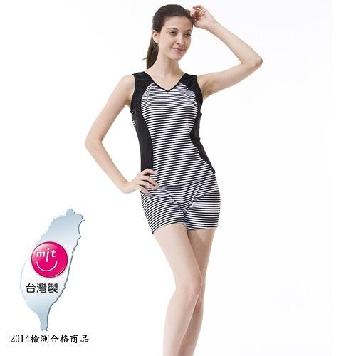 【南紡購物中心】【Bich Loan】海浪二件式泳裝附泳帽13007201