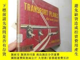 二手書博民逛書店Transport罕見Planes That Made Hist